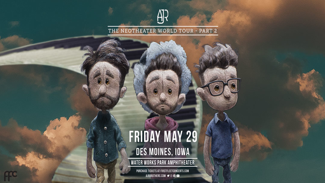 AJR: The Neotheater World Tour – Part 2