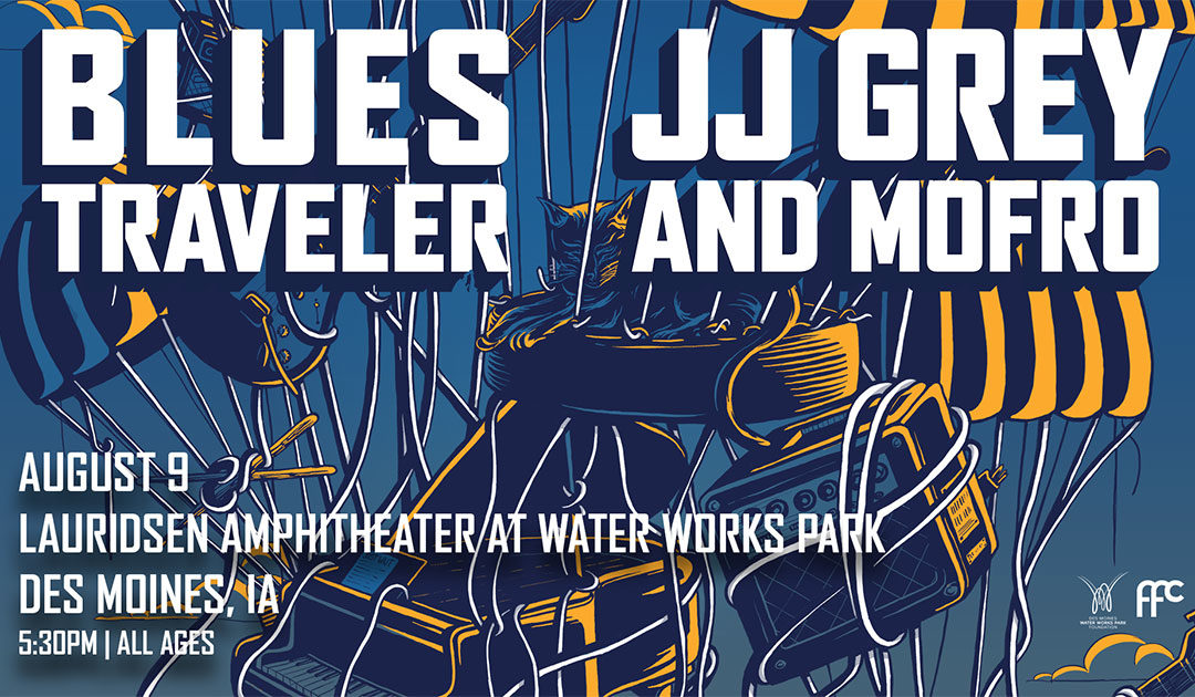 Blues Traveler & JJ Gray and Mofro