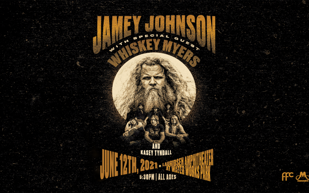 Jamey Johnson with Whiskey Myers and Kasey Tyndall
