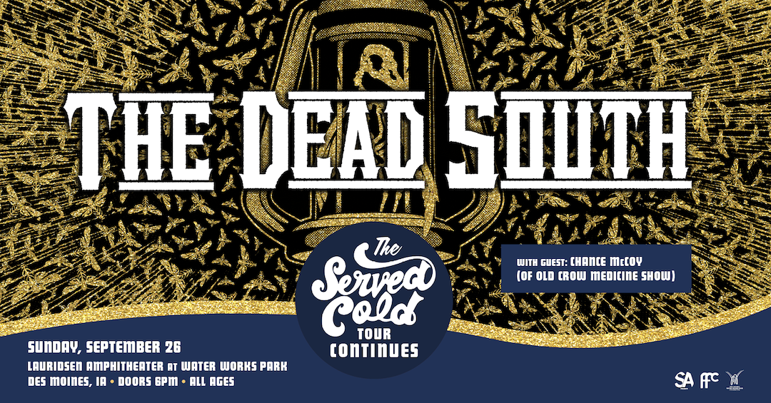 The Dead South with Chance McCoy